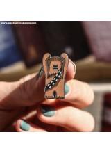 Емайлирана Значка Star Wars Chewbacca
