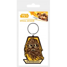 Гумен Ключодържател Star Wars Chewbacca