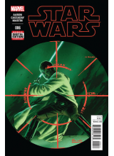 Комикс 2015-07 Star Wars 06 Action Figure Cover