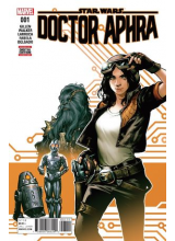 Комикс 2017-02 Star Wars Doctor Aphra 1