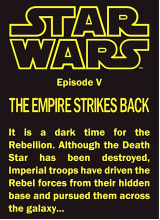 Метален Магнит | Star Wars Empire Strikes Back