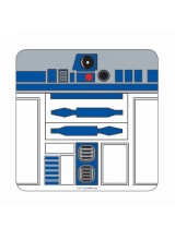 Подложка за чаша Star Wars R2D2