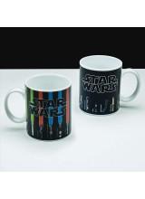 Топлочувствителна Чаша Star Wars Lightsaber