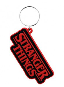 Гумен Ключодържател Stranger Things Лого