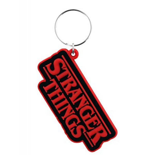 Гумен Ключодържател Stranger Things Лого 1
