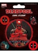 Deadpool Стикери