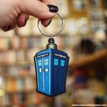 Гумен Ключодържател Doctor Who Tardis