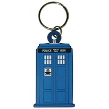 Гумен Ключодържател Dr Who Тардис
