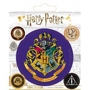 Vinyl Stickers Harry Potter Hogwarts