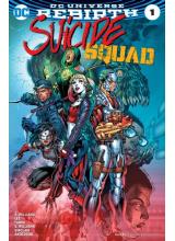 Комикс 2016-10 Suicide Squad 1