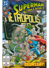 1992-12 Superman in Action Comics 684