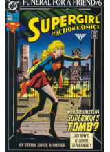 1993-02 Supergirl in Action Comics 686