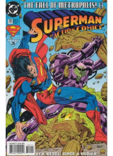 1994-07 Superman in Action Comics 701