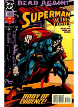 1994-12 Superman in Action Comics 705