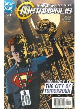 Комикс 2003-04 Superman - Metropolis 1
