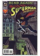Комикс 1994-12 Superman - The Man of Steel 39