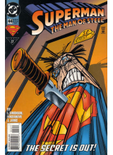 Комикс 1995-05 Superman - The Man of Steel 44