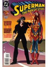 Комикс 1995-06 Superman - The Man of Steel 45