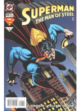 Комикс 1995-10 Superman - The Man of Steel 49
