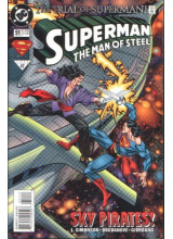 Комикс 1995-12 Superman - The Man of Steel 51