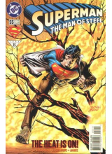 Комикс 1996-04 Superman - The Man of Steel 55