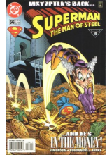 Комикс 1996-05 Superman - The Man of Steel 56