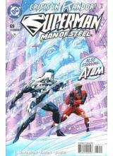 Комикс 1997-07 Superman - The Man of Steel 69