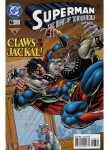 Комикс 1996-09 Superman - The Man of Tomorrow 6