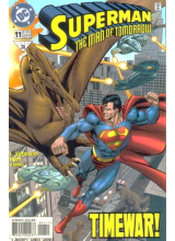 Комикс 1998-09 Superman - The Man of Tomorrow 11