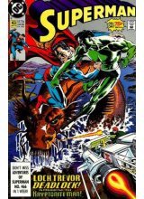 Комикс 1990-05 Superman 43