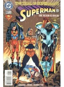 Комикс 1995-12 Superman 107