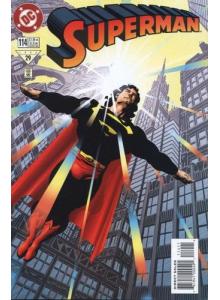 Комикс 1996-08 Superman 114