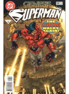 Комикс 1997-10 Superman 128