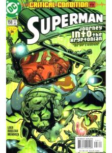Comics 2000-07 Superman 158