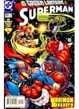 Комикс 2000-08 Superman 159