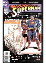 Комикс 2001-04 Superman 167