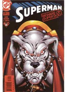 Комикс 2001-07 Superman 170