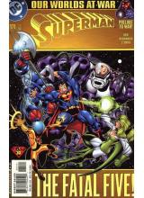 Комикс 2001-08 Superman 171