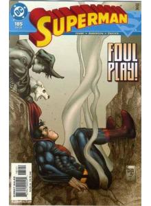 Комикс 2002-10 Superman 185