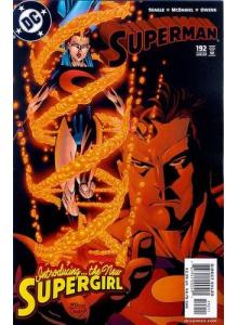 Комикс 2003-06 Superman 192
