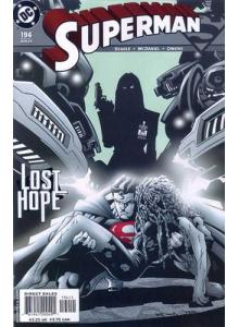 Комикс 2003-08 Superman 194