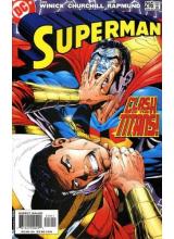 Комикс 2005-06 Superman 216