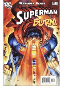Комикс 2005-08 Superman 218