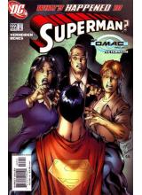 Комикс 2005-12 Superman 222