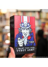 Пластмасова Кутия за Цигари I Want You for TVBOY Army