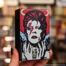 Пластмасова Кутия за Цигари TVBOY David Bowie