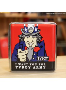 Табакера за Цигари I Want You For TVBOY Army