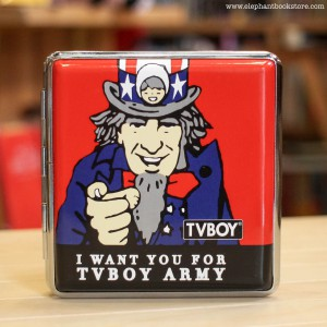 Cigarette Case I Want You For TVBOY Army