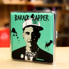 Табакера за Цигари TVBOY Barack Rapper