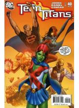 Комикс 2006-12 Teen Titans 40